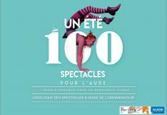 UN ETE 100 SPECTACLES