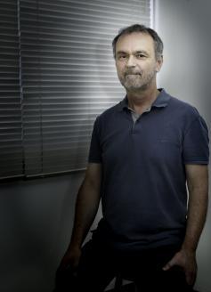 Frank Simoneau, directeur d'Arts Vivants 11