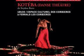Affiche du spectacle Koteba