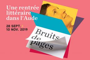 Visuel Bruits de Pages 2019
