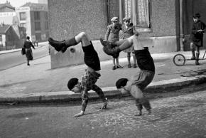 Les Frères, rue du Docteur Lecène