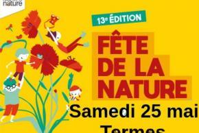 FETE DE LA NATURE TERMES 2019