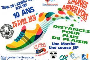 TRAIL DE L'ARGENT DOUBLE 2020