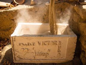 Capsule temporelle au collège Victor-Hugo de Narbonne.