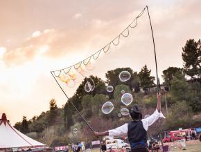 Le festival des bulles sonores à Limoux