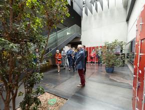 inauguration du collège des Fontanilles, à Castelnaudary