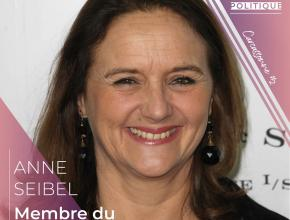Anne Seibel, cheffe décoratrice et membre du jury professionnel du festival international du film politique de Carcassonne.