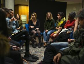 """La journée """"Jeunes et engagés"""" du conseil départemental des jeunes."""