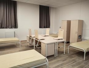 Nouveau mobilier à l'internat du collège victor hugo de Narbonne