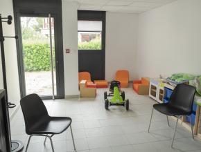 les locaux de la future maison APAR du Narbonnais