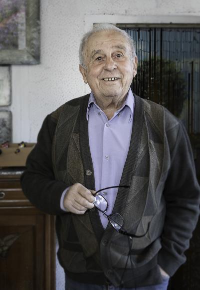 René Martinolle, président de Ciném'Aude