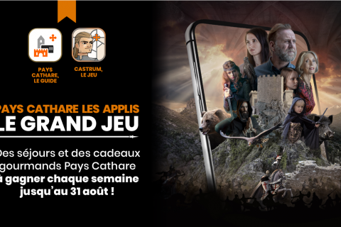 JEU-CONCOURS APPLIS PAYS CATHARE 2020