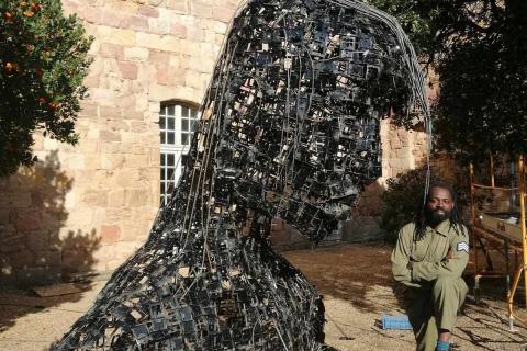 ART AFRICAIN A FONTFROIDE