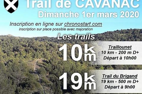 TRAIL CAVANAC 2020