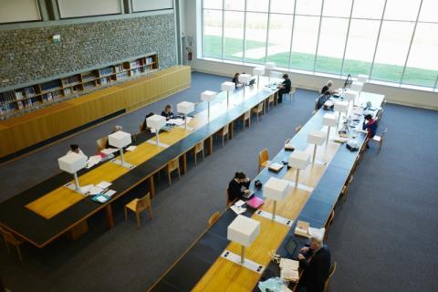 Les ateliers de l'Histoire :débuter aux archives