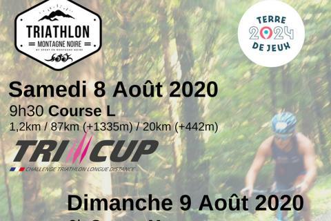 TRIATHLON DE LA M.NOIRE 2020