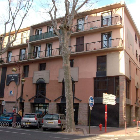 antenne du conseil départemental de l'Aude à Narbonne