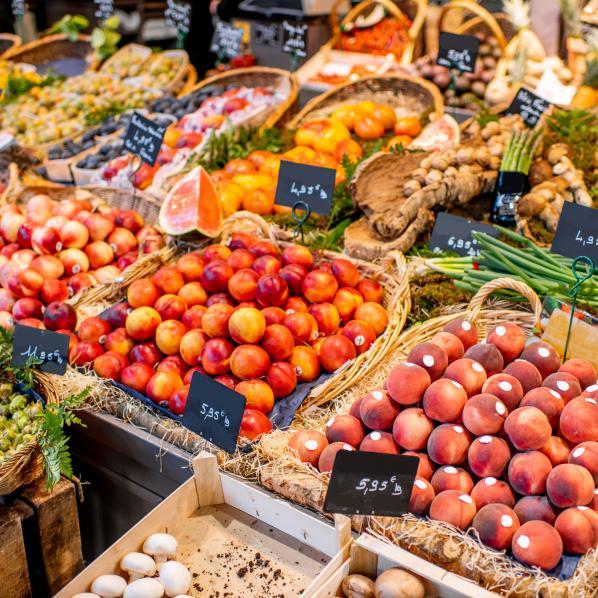fruits et légumes de saison de l'Aude