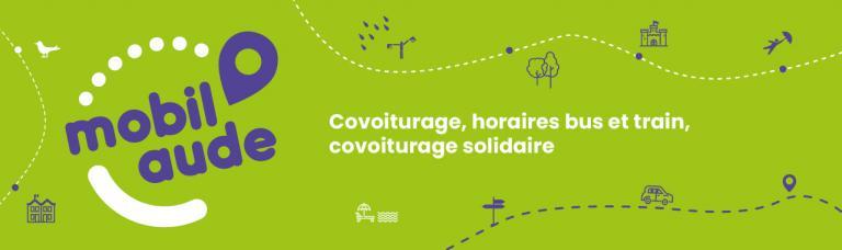 MOBILAUDE PLATEFORME MOBILITE COVOITURAGE DANS L'AUDE