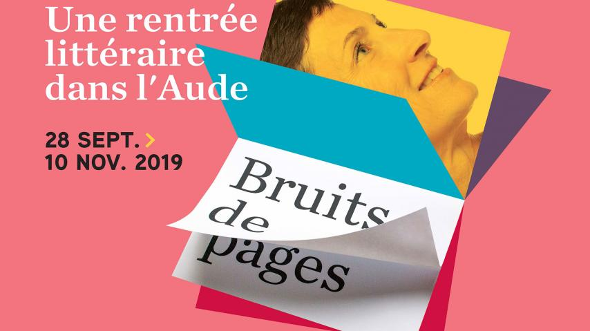 Visuel Bruits de Pages 2019