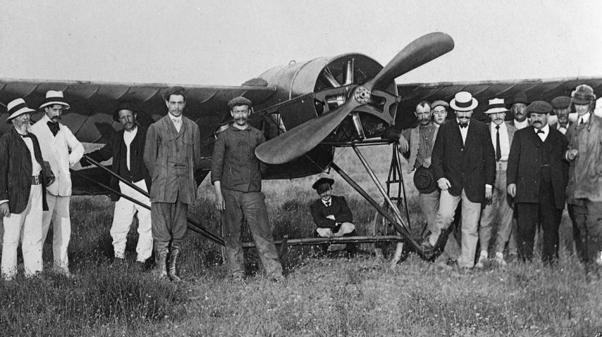 HUMEURS VAGABONDES : HISTOIRE DE L'AVIATION ET DE L'AEROPOSTALE DANS L'AUDE