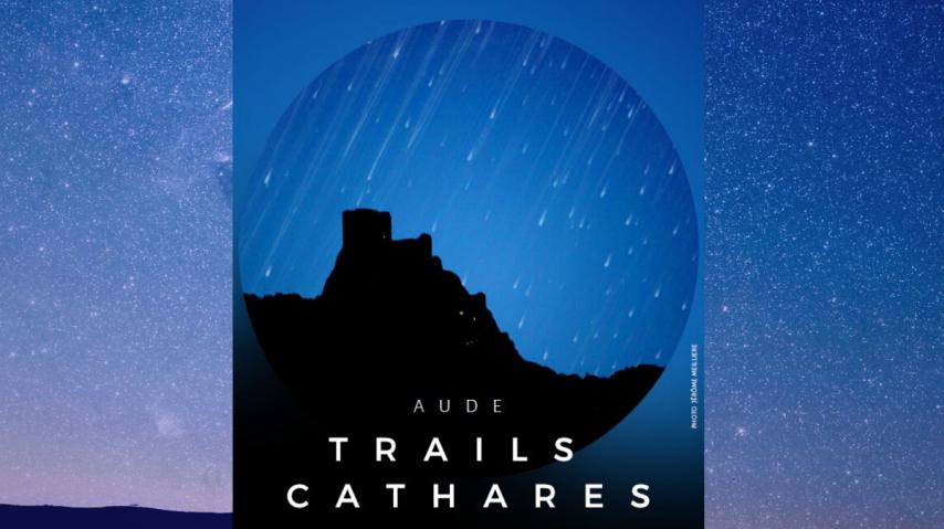 Affiche Trail Cahtare