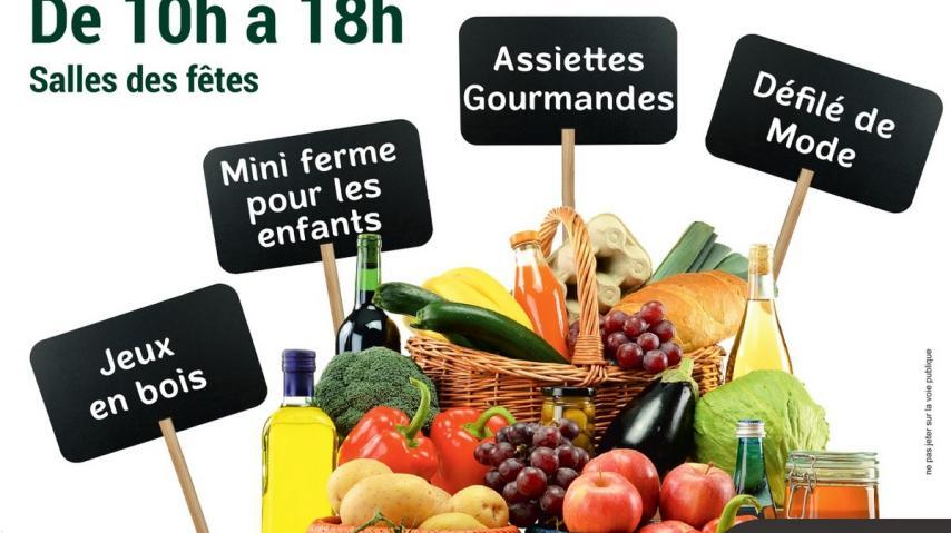 Marché des producteurs Montredon Corb 2021