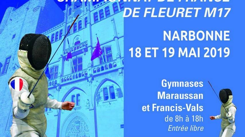 CHAMPIONNAT-DE-FRANCE-DE-FLEURET-M17