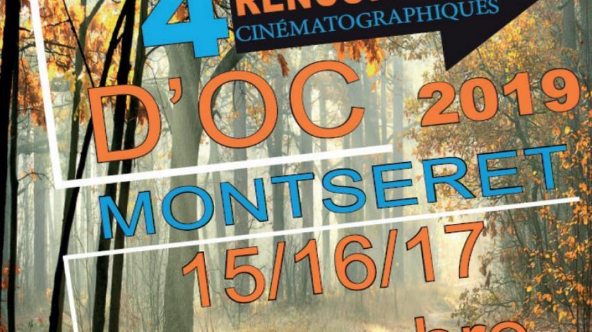 Rencontres Cinématographiques 2019-Montséret