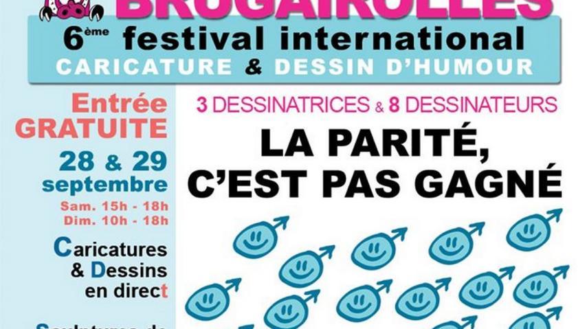 Festival caricature Brugairolles 2019