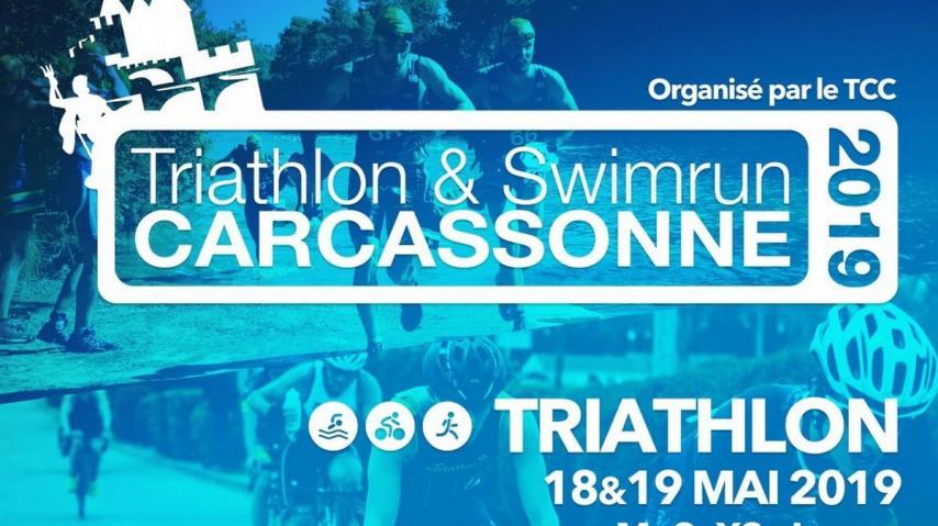 Triathlon Carcassonne 2019