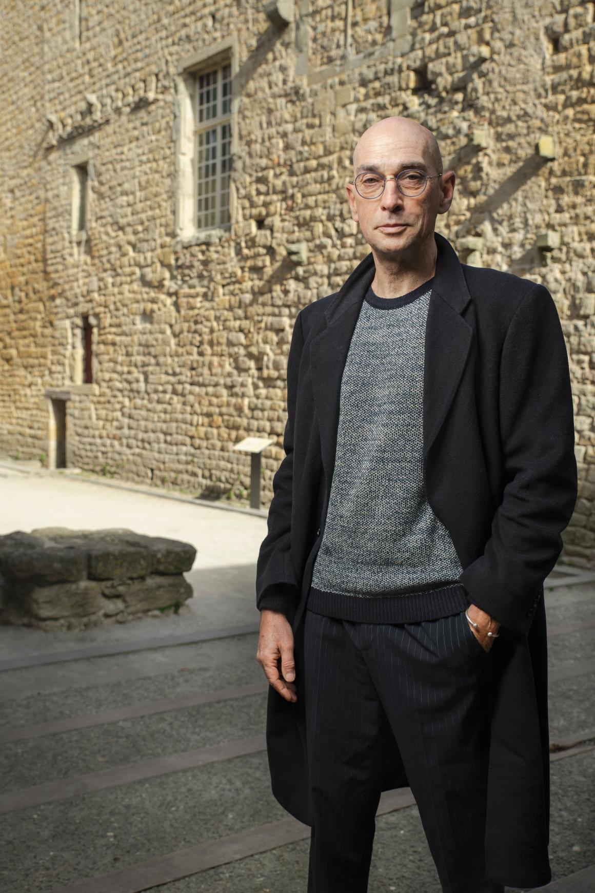 Thierry Gourmelen directeur de la galerie chorégraphique