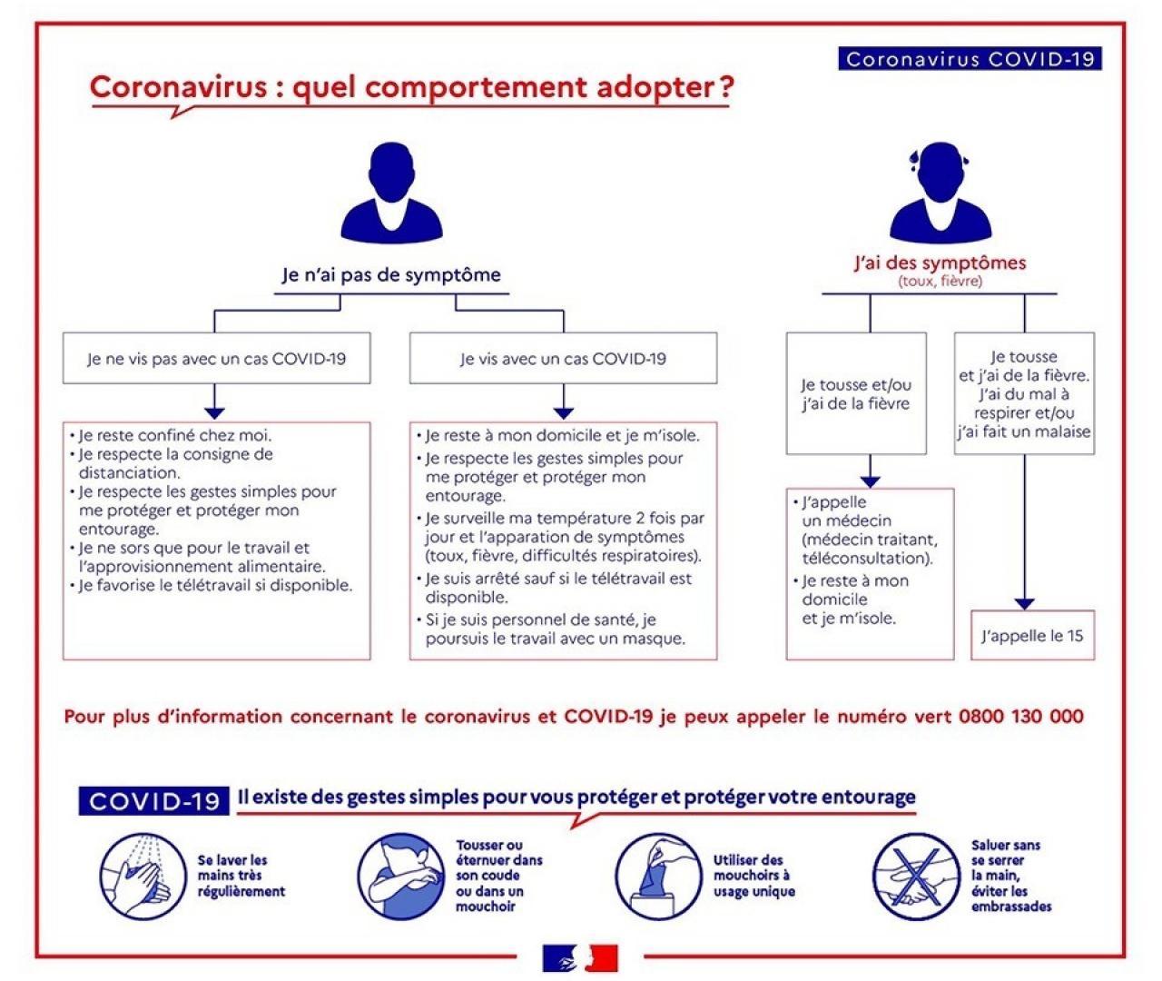 COVID-19 COMPORTEMENT