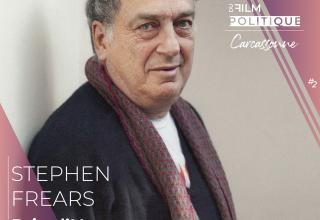 Stephen Frears, prix d'honneur du Festival international du film politique de Carcassonne 2019