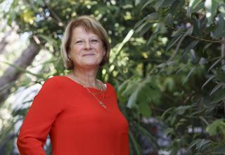 Catherine Bons, assistante familiale au conseil départemental de l'Aude.