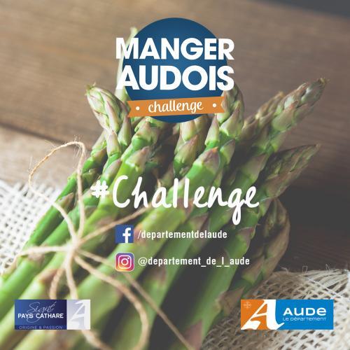 MANGER AUDOIS CHALLENGE ASPERGE VISUEL