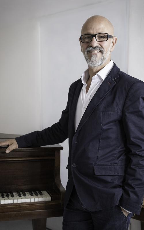 Portrait de Paolo Ferri