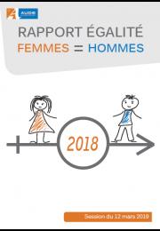 Rapport égalité femmes hommes 2018